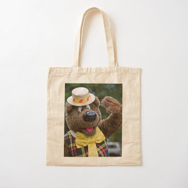 what a funny ol' fella... Cotton Tote Bag