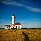 Point Wilson Lighthouse by Dan Mihai