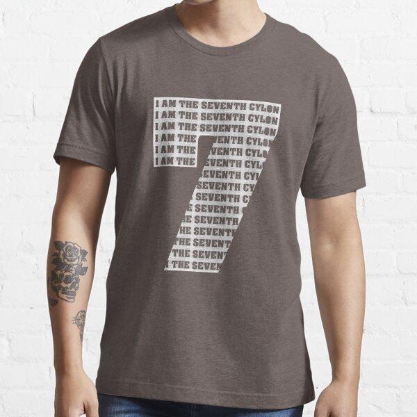 The Seventh Cylon (for Dark Shirts) Essential T-Shirt