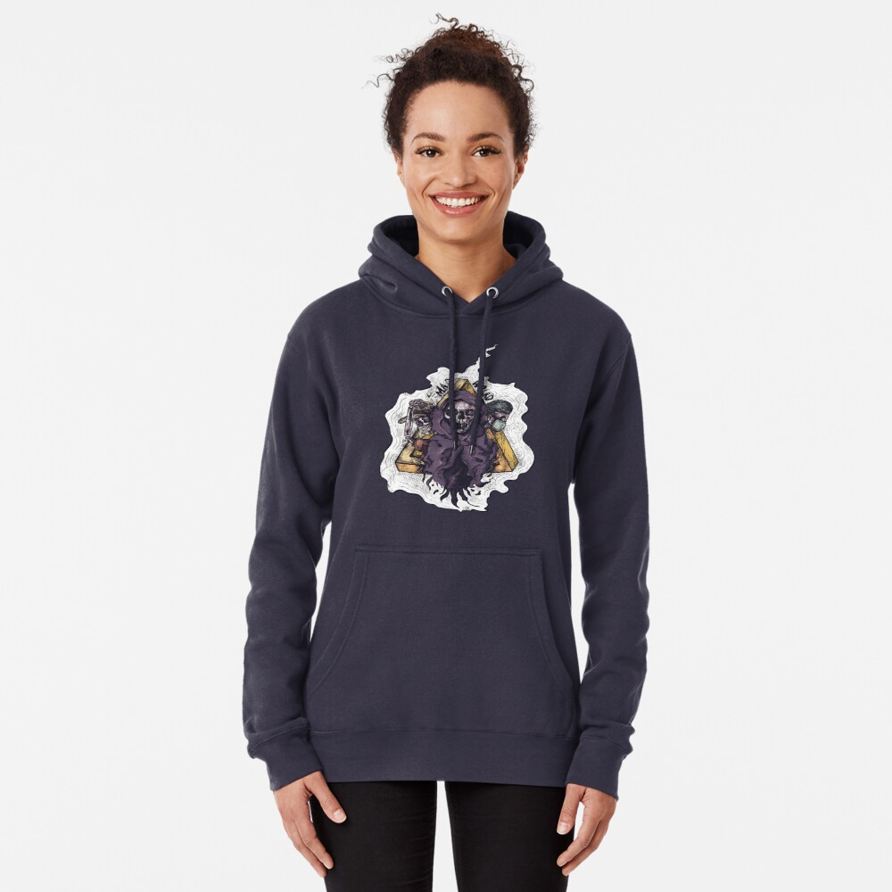 mad world. Pullover Hoodie