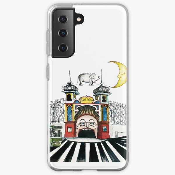Luna park Samsung Galaxy Soft Case