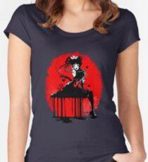 Cortesana Women's Fitted Scoop T-Shirt