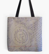 0160 LESS FRICTION ELECTRIC GENERATOR LFEG 01102012 Tote Bag