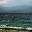 Straits of Messina, Calabria by catiapancani