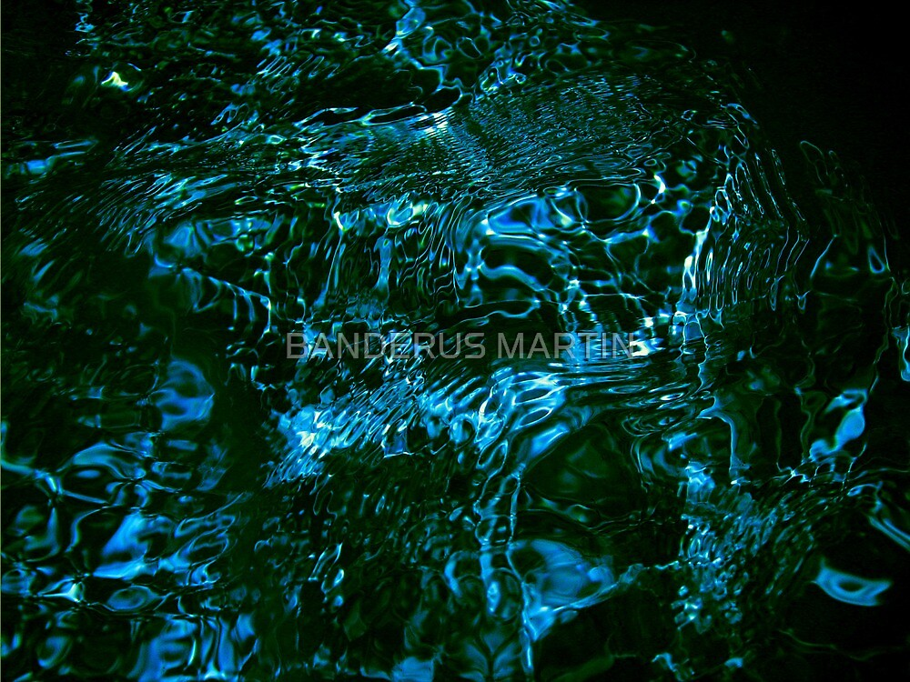 Darkwater by BANDERUS MARTIN