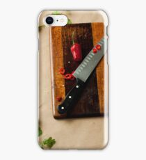 Spicy Peppers iPhone Case/Skin