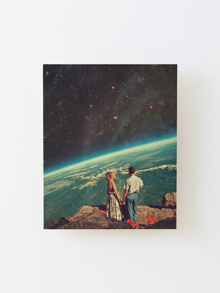 Alternate view of Love Mounted Print