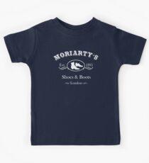 Moriarty's Shoe Shop Kids Tee