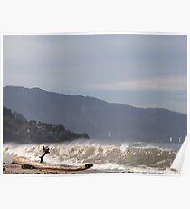 Ocean Front - Frenta Al Oceano Poster