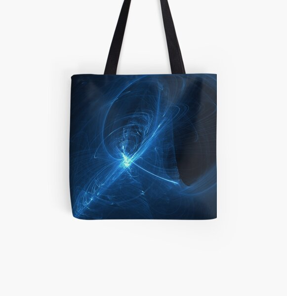 Undefined Zone All Over Print Tote Bag