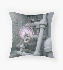 Steam Punk 1 Throw Pillow