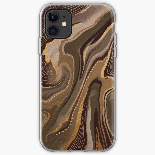 №2 Pattern iPhone Soft Case