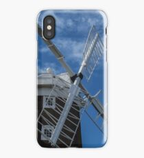 The windmill at Cley iPhone Case