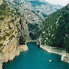 Gorge Of Verdon by Fara