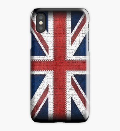 Union Jack Flag iPhone Case