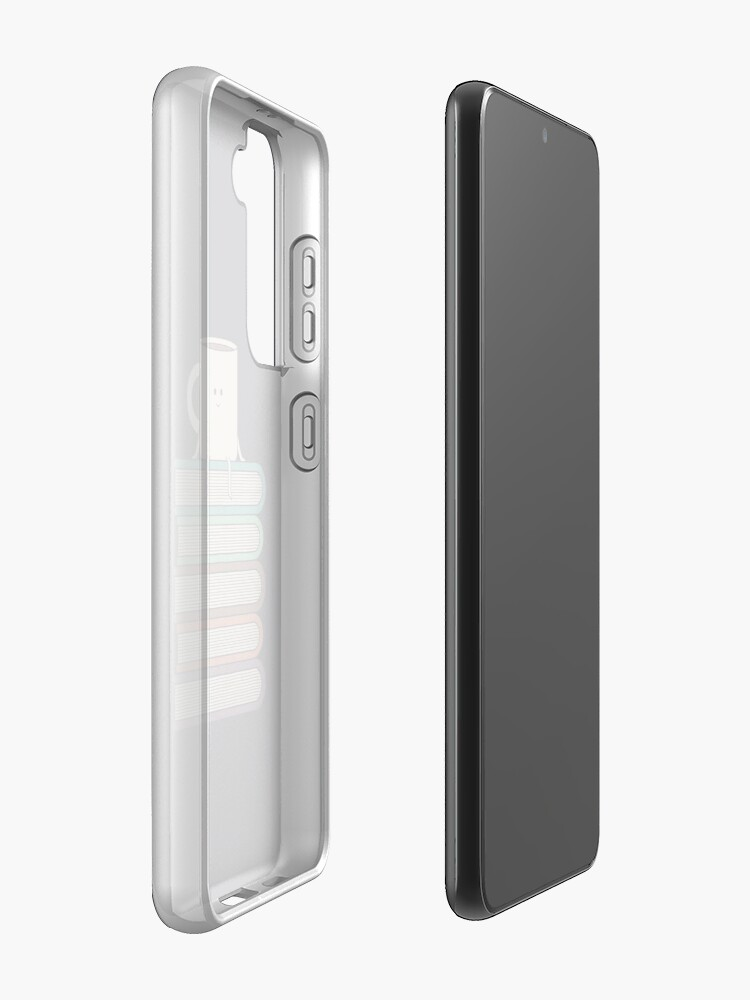 Alternate view of On Top Of The World Case & Skin for Samsung Galaxy