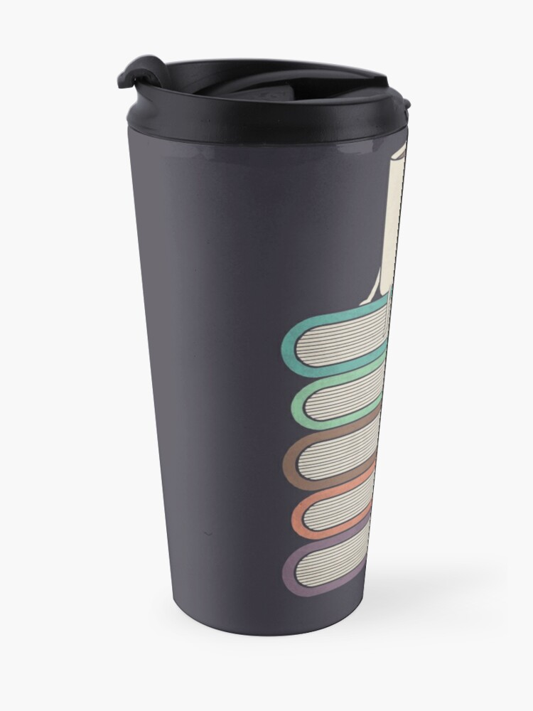 Alternate view of On Top Of The World Travel Mug