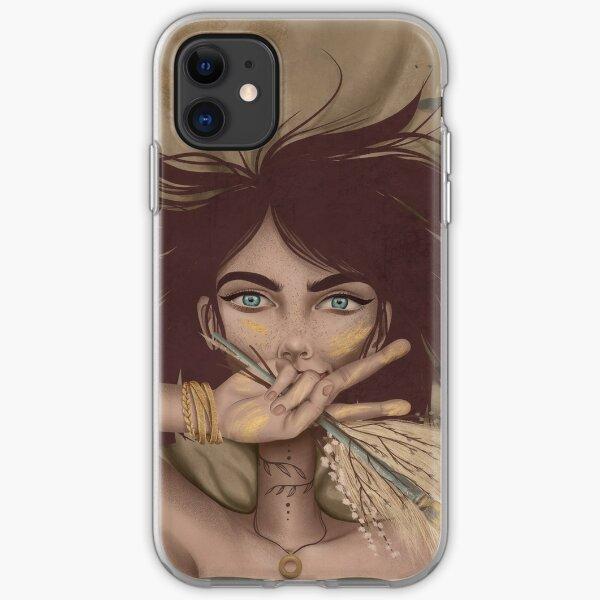 Lara iPhone Soft Case