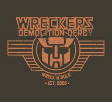 Wreck 'n' Rule