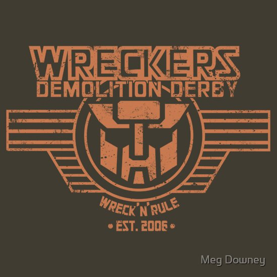 TShirtGifter presents: Wreck 'n' Rule