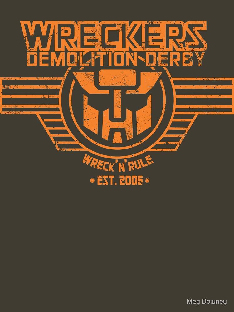 Wreck 'n' Rule | Unisex T-Shirt