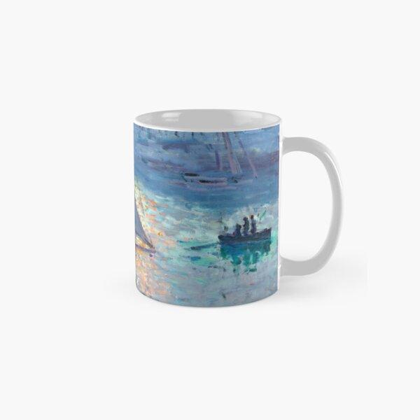 Sunrise - Marine - Claude Monet - 1873 Classic Mug