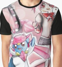 Pokemon Diancie Graphic T-Shirt