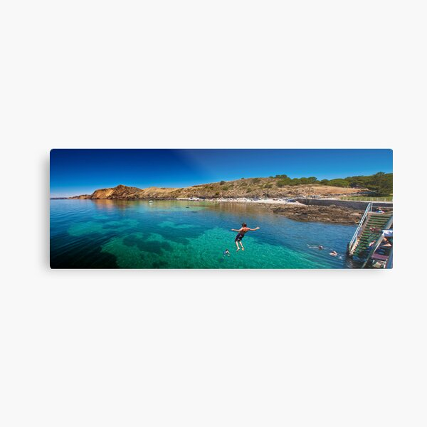 Second Valley, South Australia Metal Print