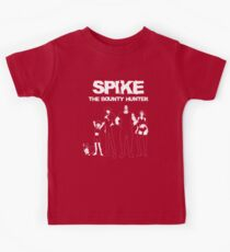 Spike the Bounty Hunter- Cowboy Bebop Shirt Kids Tee