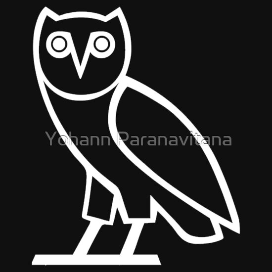 TShirtGifter presents: OVO OWL White