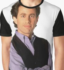 Jerry Seinfeld  Graphic T-Shirt