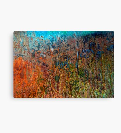 Take A Walk On The Wild Side Canvas Print