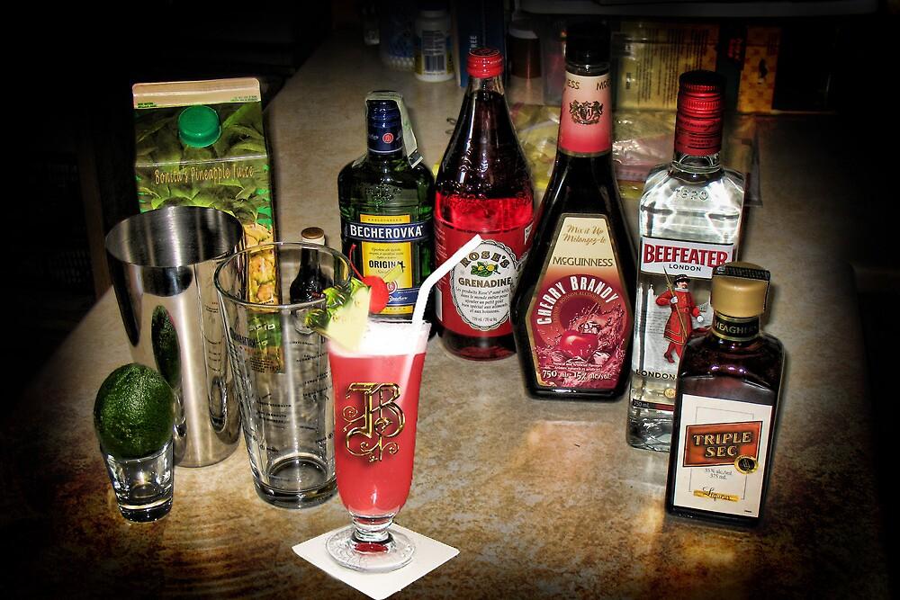 """♥ 。✰˚* ˚ ★ღ THE INGREDIENTS 4 MY FAVORITE DRINK """"SINGAPORE SLING"""" """"MM"""" GOOD"""" CHEERS YA ALL ♥ 。✰˚* ˚ ★ღ by ✿✿ Bonita ✿✿ ђєℓℓσ"""