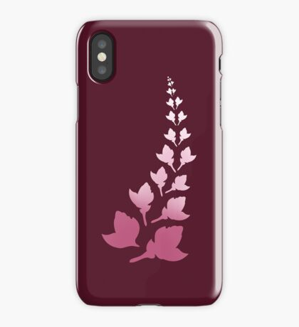 Cerise [Print and iPhone / iPod Case] iPhone Case/Skin