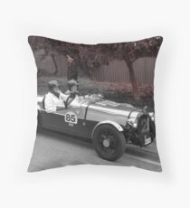 Singer 9 Special 1939 Throw Pillow