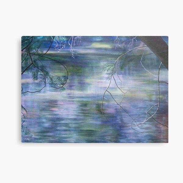 Yarra River Warrandyte Metal Print