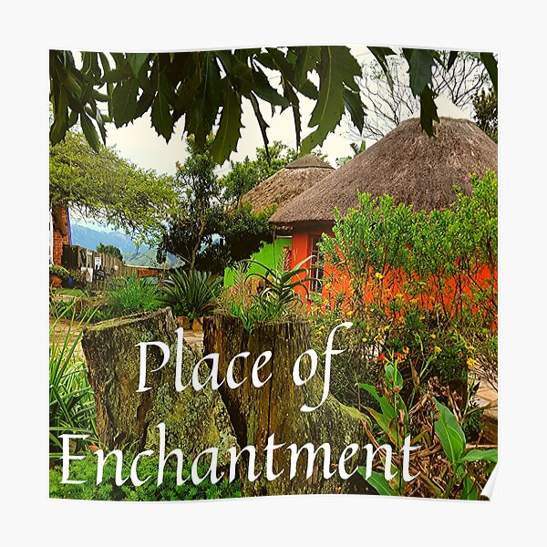 Place of Enchantment Poster