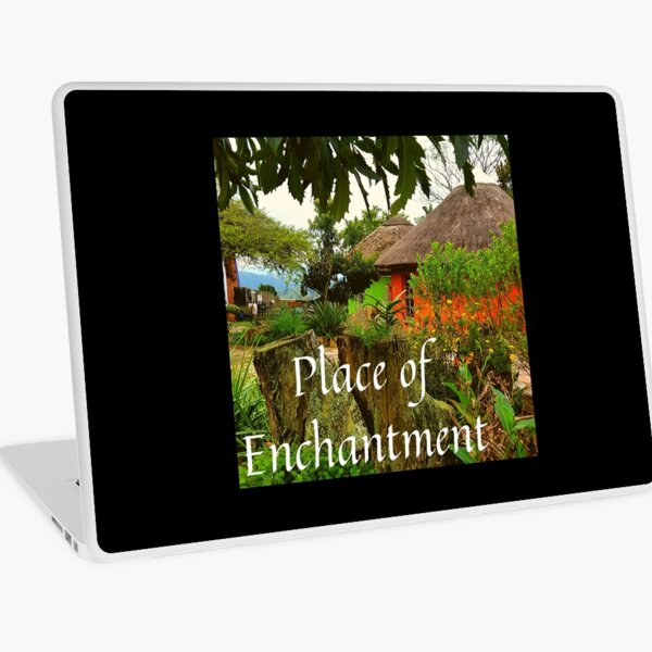 Place of Enchantment Laptop Skin