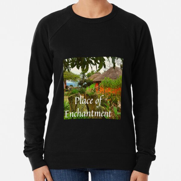 Place of Enchantment Lightweight Sweatshirt