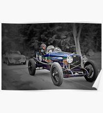 Hispano Suiza 1920 Poster