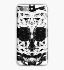ZW Symmetrical Skull iPhone Case/Skin