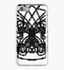 ZW Symmetrical Skull 02 iPhone Case/Skin