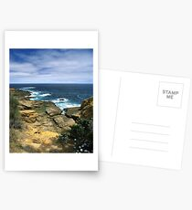 """Where Land Meets Sea"" ∞ Bermagui, NSW - Australia Postcards"