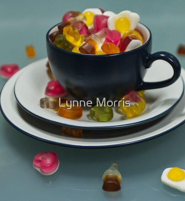 Sweet Treats by Lynne Morris