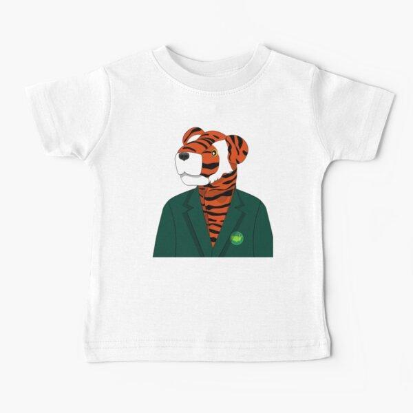 Tiger Woods Green Jacket Baby T-Shirt