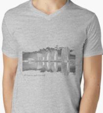 A Little Off The Top Mens V-Neck T-Shirt