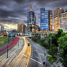 Melbourne, Australia by Alex Stojan