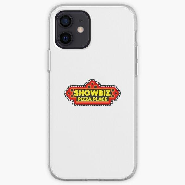 Showbiz Pizza iPhone Soft Case