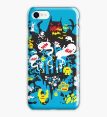 It's just spooky! iPhone Case/Skin