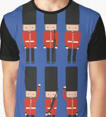 Royal British Guard Graphic T-Shirt